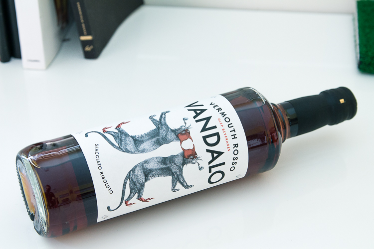 """Red Vermouth """"Vandalo"""""""