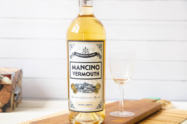 Mancino's Vermouth from Torino – White