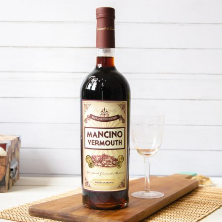 Mancino's Vermouth from Torino – Red