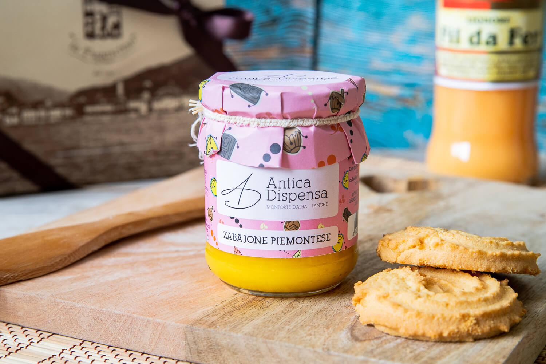 Piedmontese Eggnog – 200gr