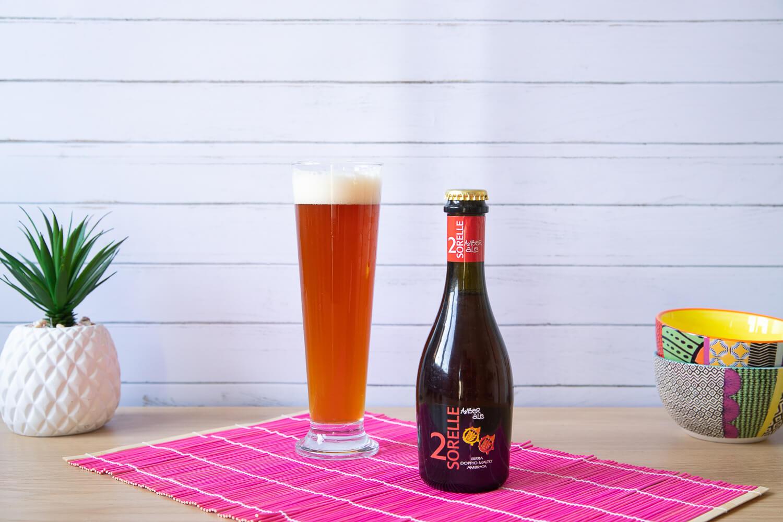 """Bière de Garde ale """"Amber ale"""" – 33cl"""