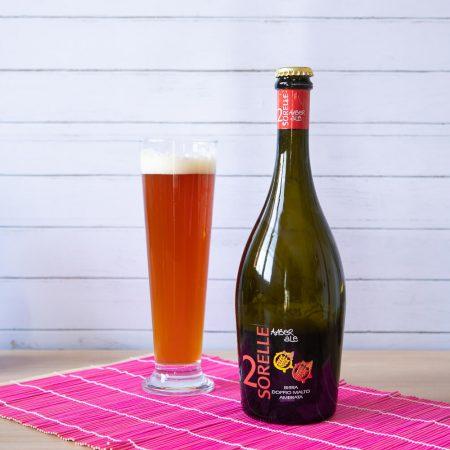 """Bière de Garde ale """"Amber ale"""" – 75cl"""