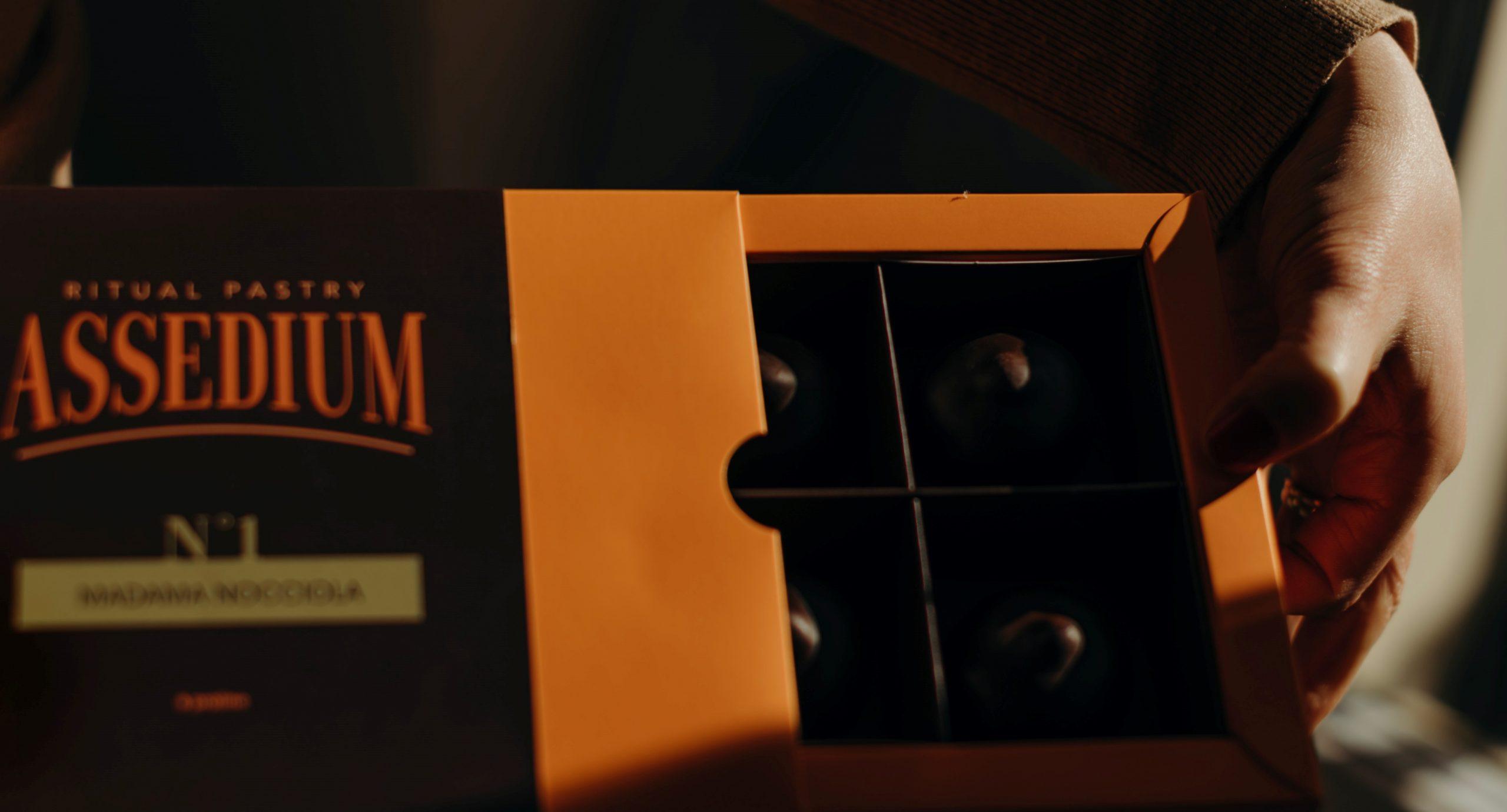 Cioccolatini Assedium Piedmont Delights