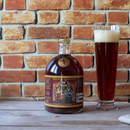 "English Barley Wine ""Re Cicco"" – 75cl"