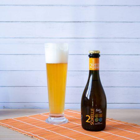 """Farmhouse ale """"Sister Ale"""" – 33cl"""