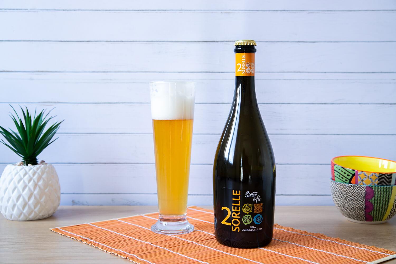 """Farmhouse ale """"Sister Ale"""" – 75cl"""