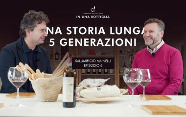 One of the most ancient salami factory in Italy   In una bottiglia – EP.6