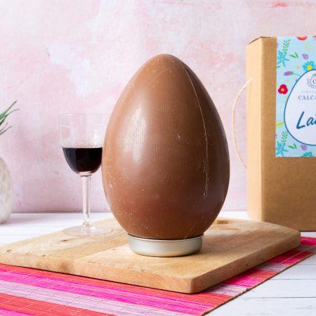 Uovo di Pasqua al cioccolato al latte – 300gr