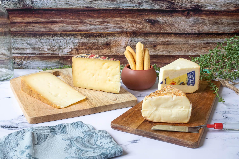 Cheese Tasting Box – circa 800gr