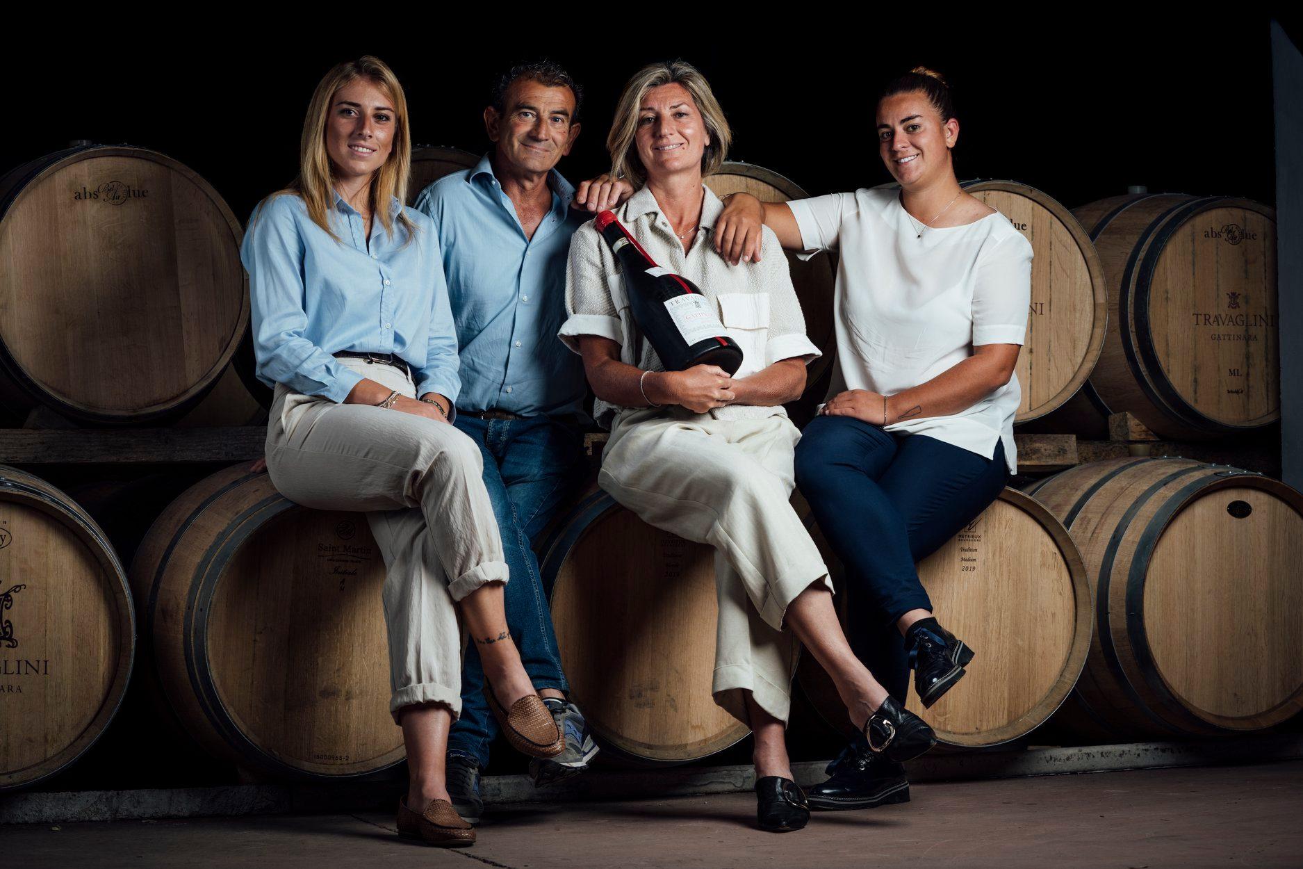 Famiglia Travaglini Gattinara Vino Piedmont Delights