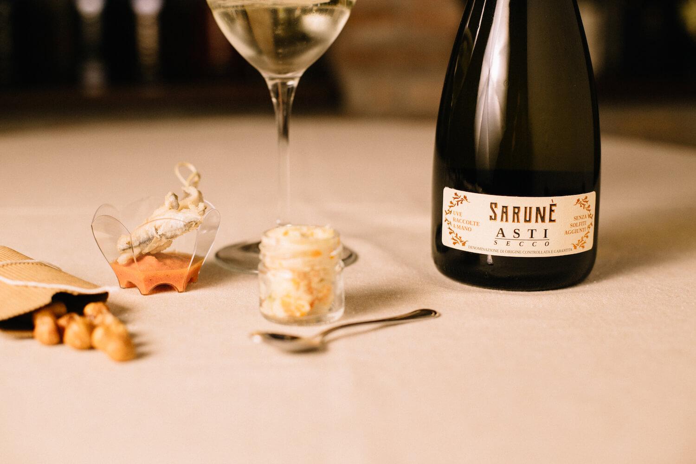Sarune Asti Secco Cantina Toso Piedmont Delights