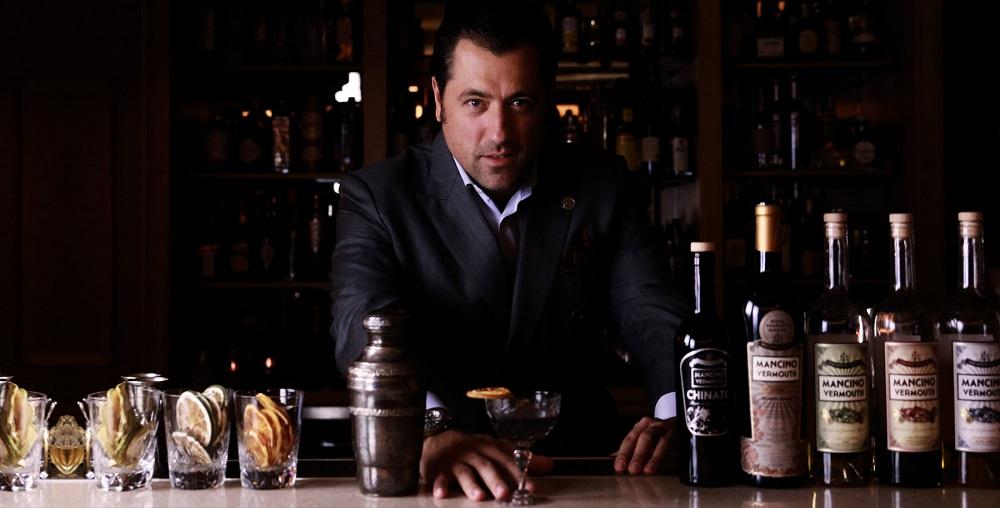 Giancarlo Mancino Vermouth Piedmont Delights Turin Tiramisu