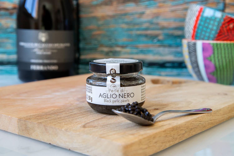 Perle di aglio nero – 50gr