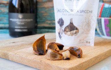 Black Garlic Cloves – 35gr