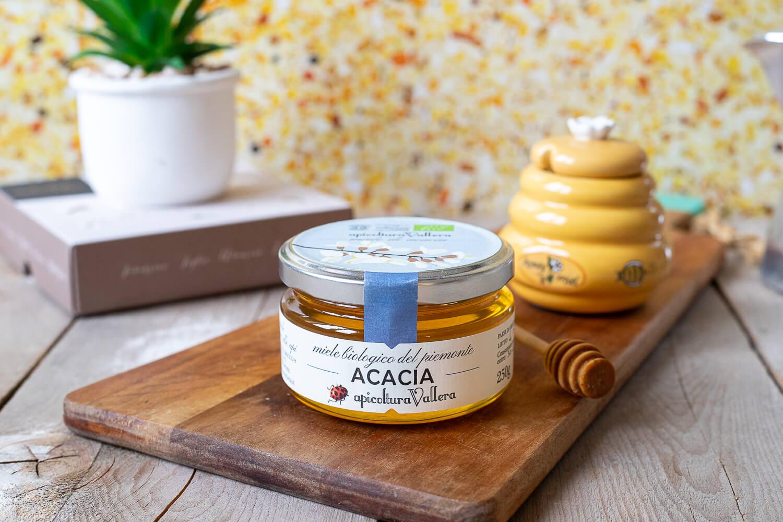 Miele di acacia biologico – 250gr