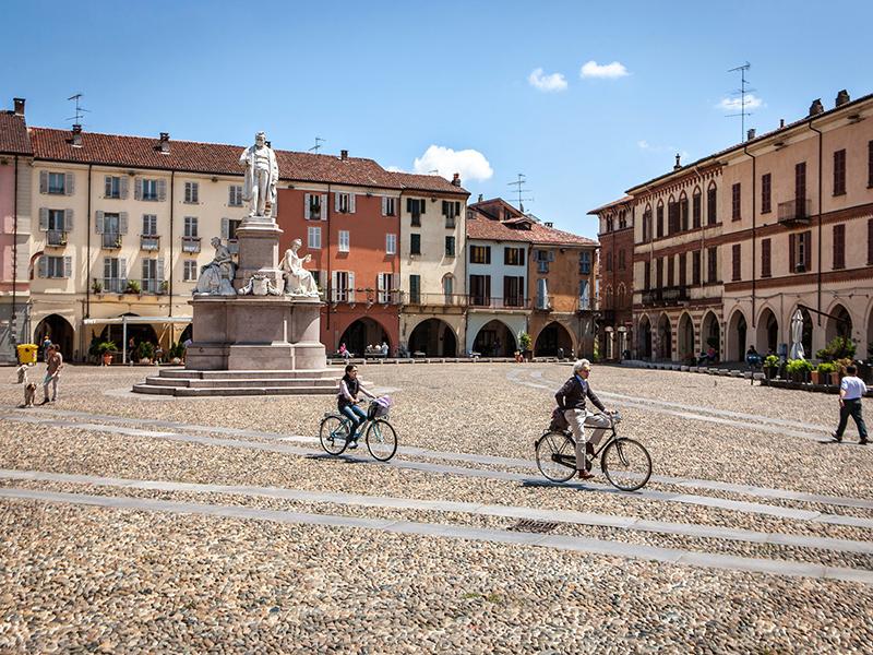 Vercelli Camillo Benso Conte Cavour Piedmont Delights Blog