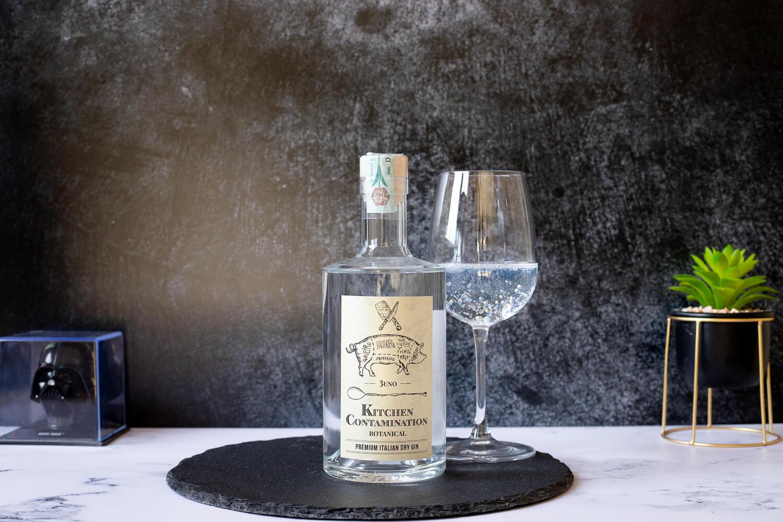 Dry Gin Kitchen Contamination – 700ml