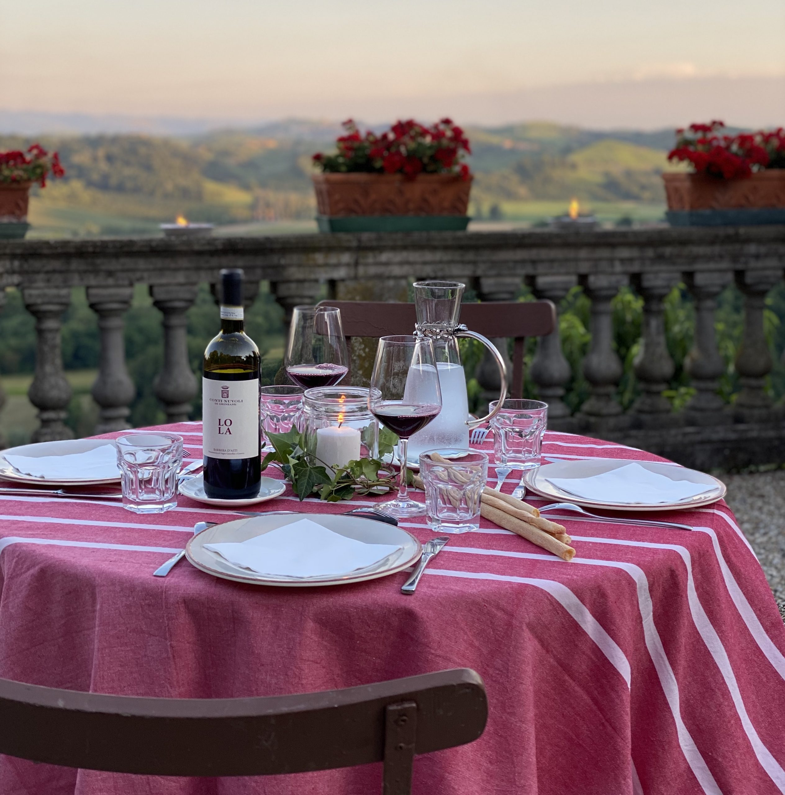 table-summer-red-wine