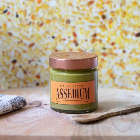 Crema di pistacchio 65% senza glutine