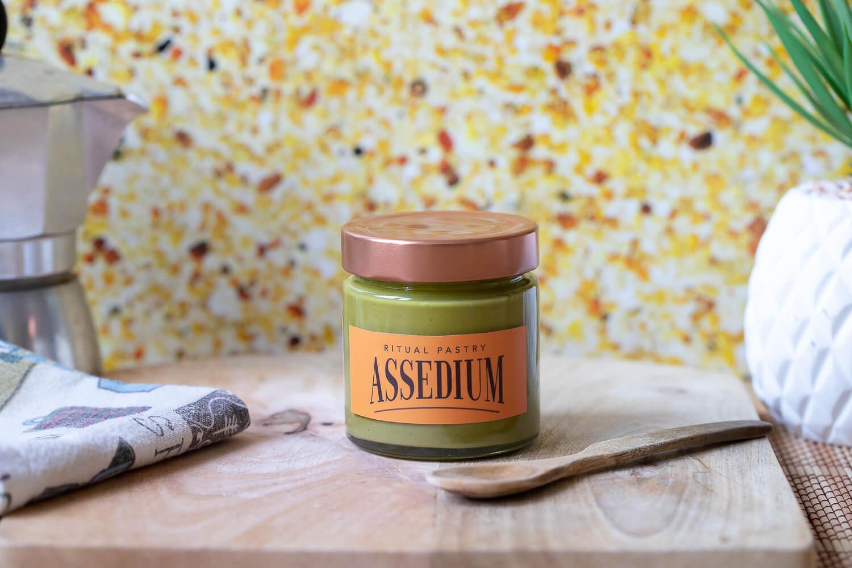 Gluten-free Pistachio cream 65% – 150gr