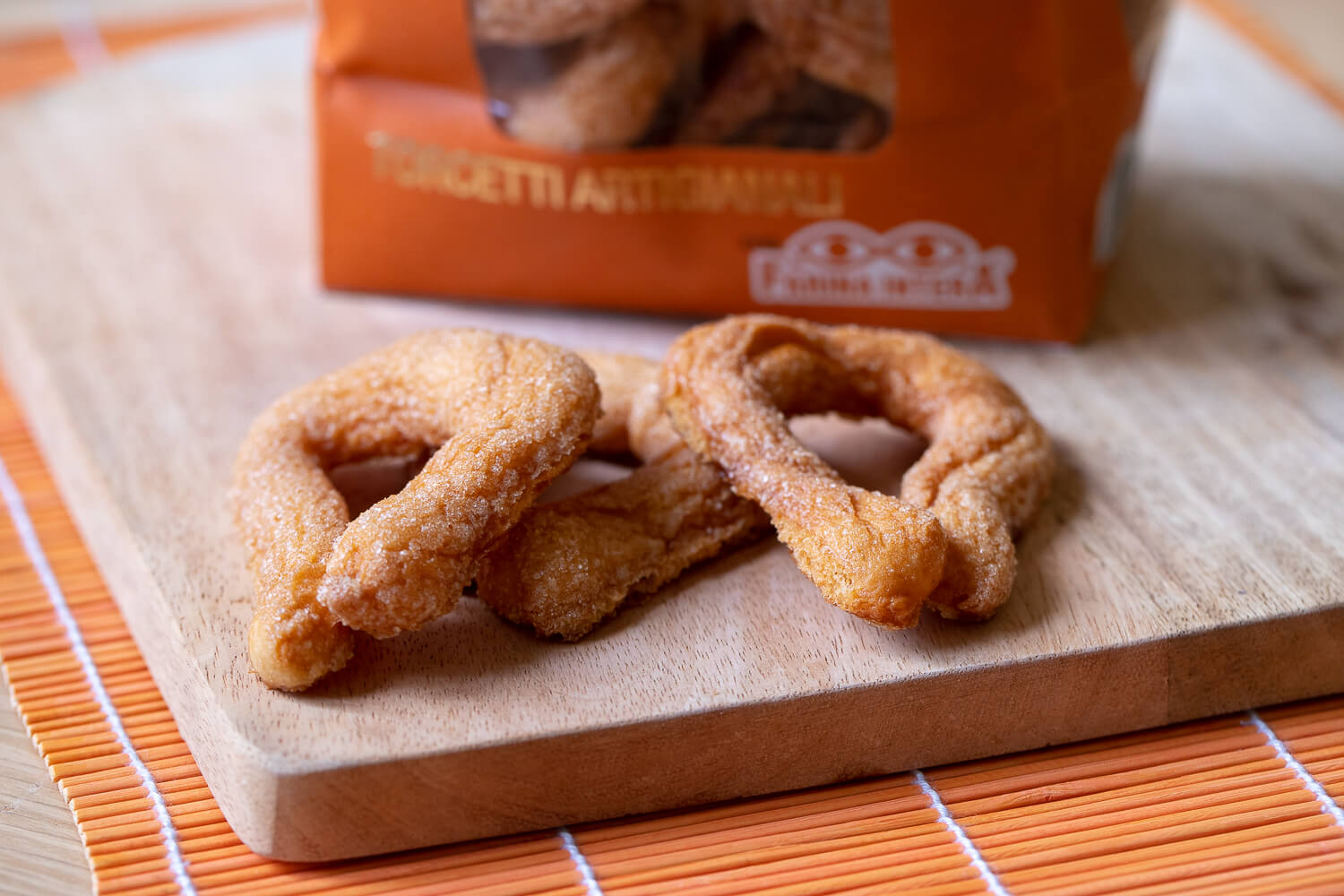 Butter Torcetti with Whole Wheat – 200gr