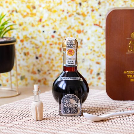 Extravecchio – Traditional Balsamic Vinegar of Modena  P.D.O Aged 25 years