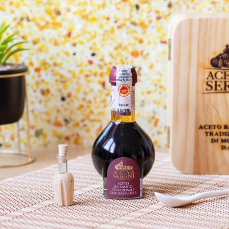 Affinato – Traditional Balsamic Vinegar of Modena P.D.O  Aged 12 years