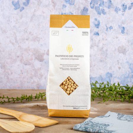 Ciccioneddus Organic Sardinian pasta
