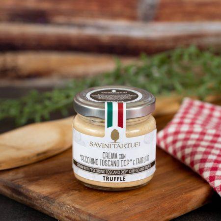 Tuscan Pecorino Truffle Cream