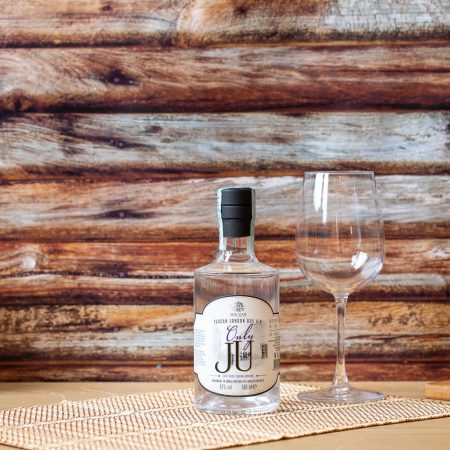"""London dry gin """"Only Ju"""""""