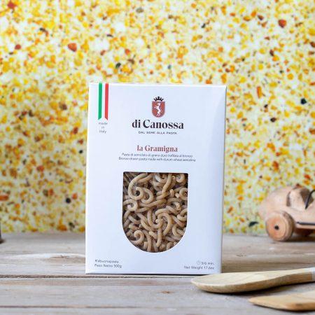 The Gramigna pasta
