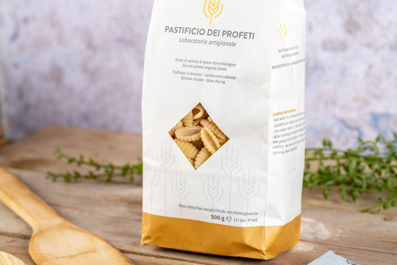 Malloreddus Organic Sardinian pasta
