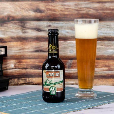 "Belgian Strong Ale ""La Mancina"""
