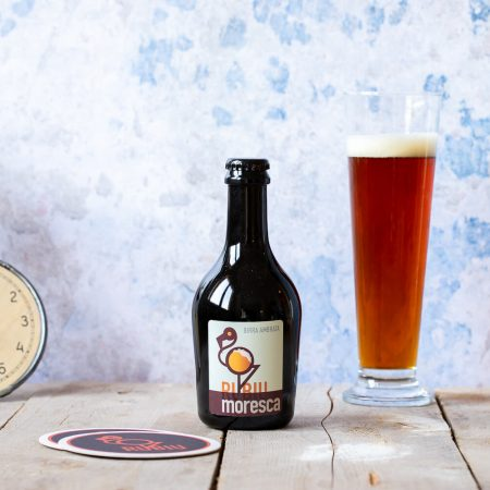 "Belgian Dark Ale ""Moresca"""