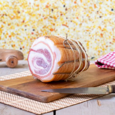 Pancetta nostrana