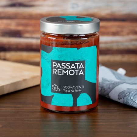 """Tomato sauce """"Passata Remota"""""""
