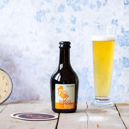 "Bière Blanche ""Triga"""